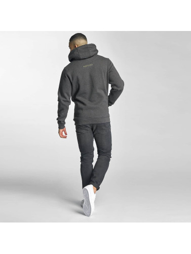 Hands of Gold Hombres Sudadera Game On in gris