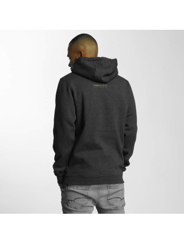 Hands of Gold Hombres Sudadera Oldschool in gris