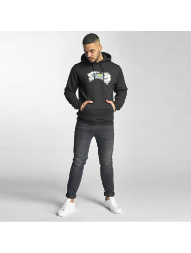 Hands of Gold Hombres Sudadera All Day in negro