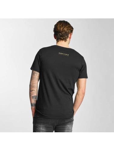 Hands of Gold Herren T-Shirt Chillin in schwarz