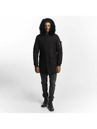 Hechbone Hombres Chaqueta de invierno Best in negro