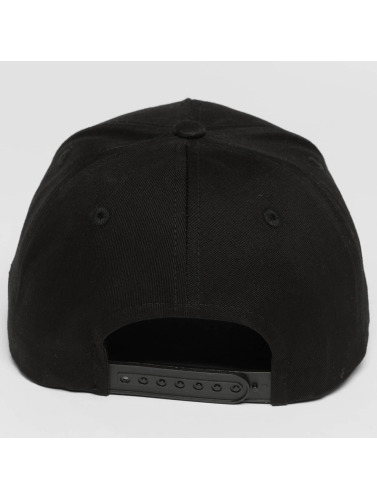 Hechbone Snapback Cap Rose in schwarz