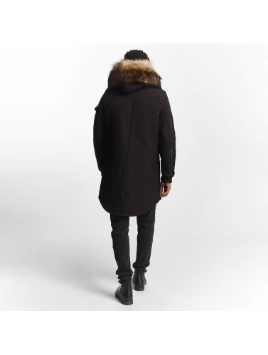 Hechbone Herren Winterjacke Best in schwarz