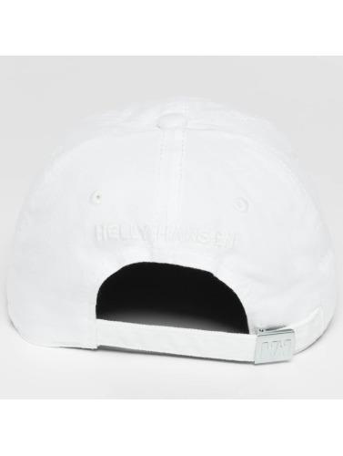 Helly Hansen Snapback Cap Logo in weiß