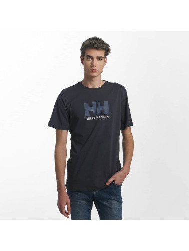 Helly Hansen Herren T-Shirt Logo in blau