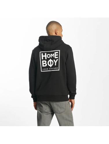 Homeboy Herren Hoody Neighbor Hood in schwarz