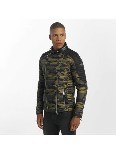 Horspist Hombres Chaqueta de invierno Steeve Omega in camuflaje