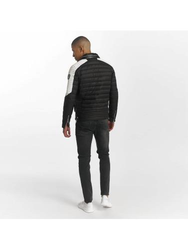 Horspist Hombres Chaqueta de invierno Steeve Omega in negro