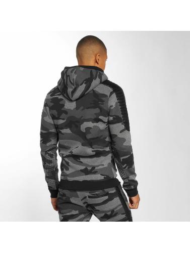 Horspist Herren Zip Hoodie Tomas in camouflage