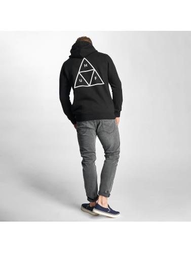 HUF Herren Hoody Triple Triangle in schwarz