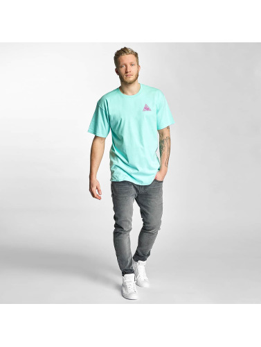 HUF Herren T-Shirt Dimensions in blau