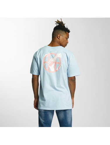 HUF Herren T-Shirt Cocktail Hour in blau