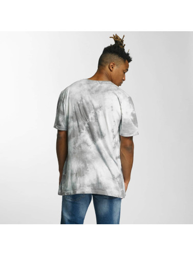 HUF Herren T-Shirt Box Logo in grau