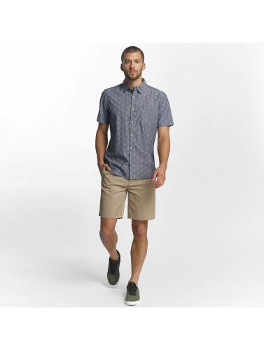 Hurley Hombres Camisa Pescado in gris