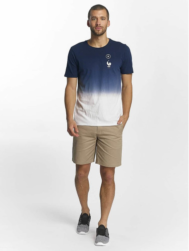 Hurley Hombres Camiseta France National Team in azul