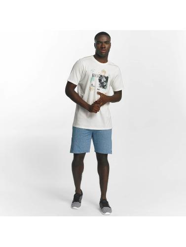 Hurley Hombres Camiseta Daze in blanco