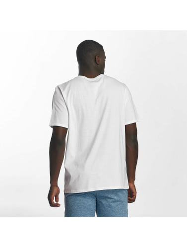 Hurley Hombres Camiseta Whitewater in blanco