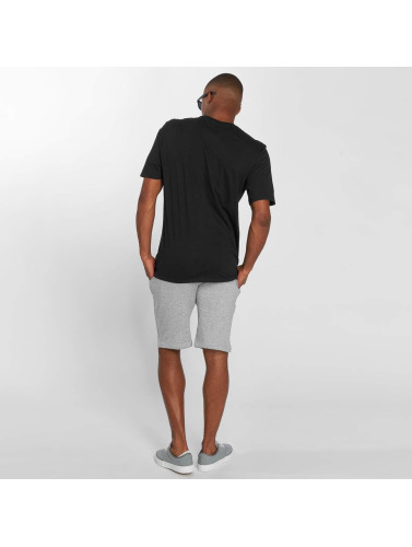 Hurley Hombres Camiseta Whitewater Pocket in negro