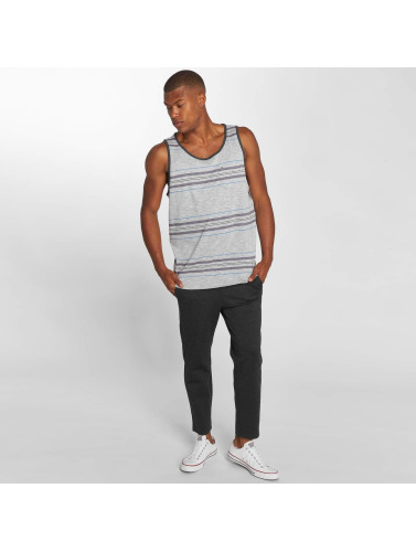 Hurley Hombres Tank Tops Dri-Fit Lagos Yesterday in gris