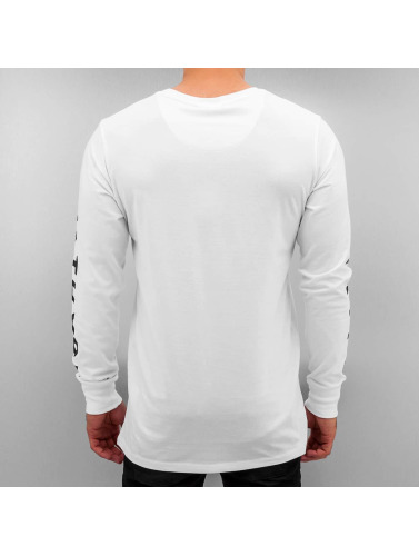HYPE Hombres Camiseta de manga larga Just<small>                 HYPE             </small>             <br />              in blanco