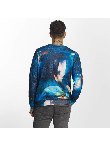 HYPE Herren Pullover Exposed Space Aop in bunt