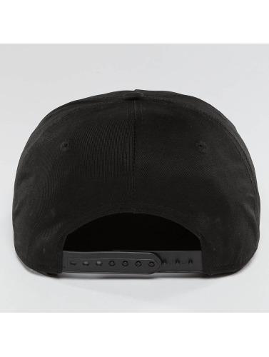 HYPE Snapback Cap Speckle in schwarz