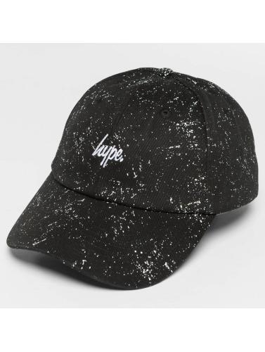 HYPE Snapback Cap Script Speckle Dad in schwarz