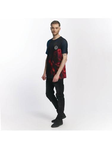 HYPE Herren T-Shirt Flower Bud in bunt