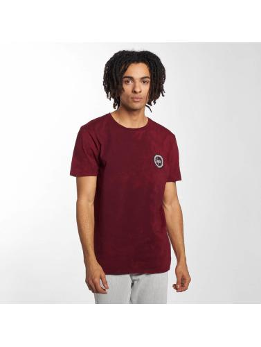 HYPE Herren T-Shirt Acid Crest in rot