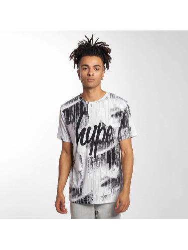 HYPE Herren T-Shirt Wall Run in weiß