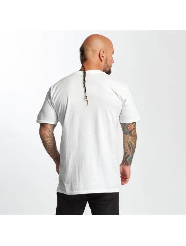 I Love Tattoo Herren T-Shirt City Of Ink in weiß