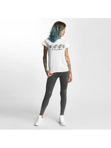 I Love Tattoo Damen T-Shirt TPM in weiß Rabatt Authentische Online MJdES2