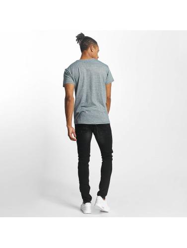 ID Denim Hombres Jeans ajustado Kula in negro