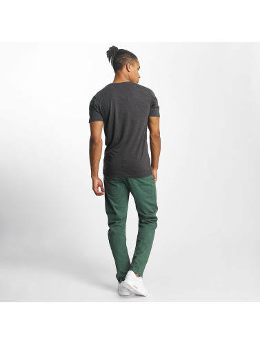 ID Denim Herren Loose Fit Jeans Fargo in grün