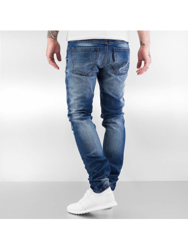 ID Denim Herren Skinny Jeans Astana in blau