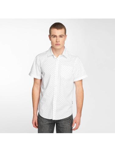 Indicode Hombres Camisa Halifax in blanco