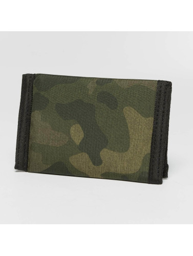 Iriedaily Geldbeutel Gridstop in camouflage