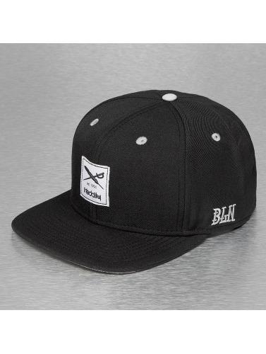 Iriedaily Snapback Cap Flag in schwarz