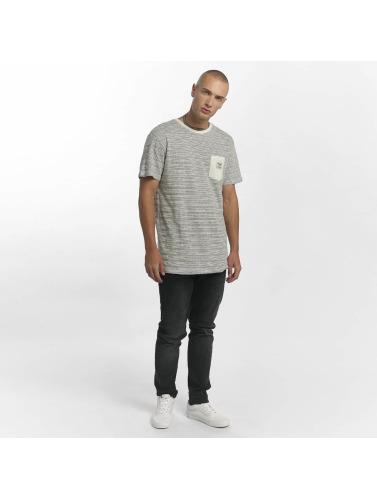 Iriedaily Herren T-Shirt Grand Pocket in beige