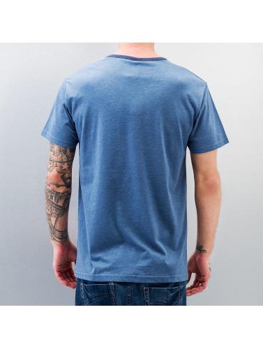 Iriedaily Herren T-Shirt Clerk Contrast in blau