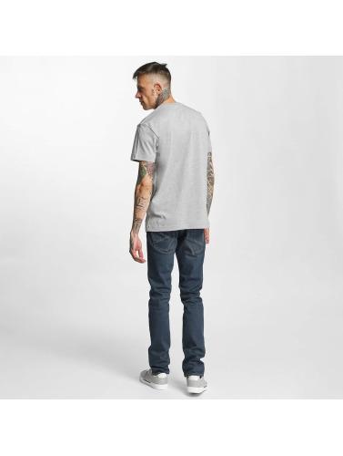 Iriedaily Herren T-Shirt Shot 2 Pieces in grau