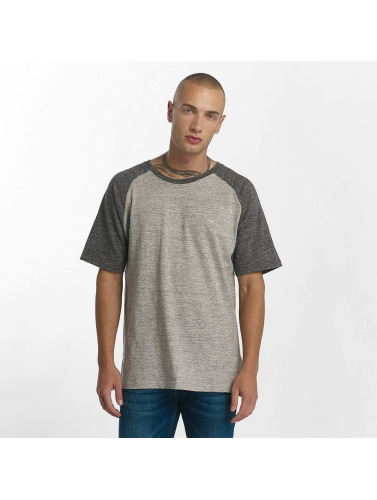 Iriedaily Herren T-Shirt Chamisso Rugged in grau