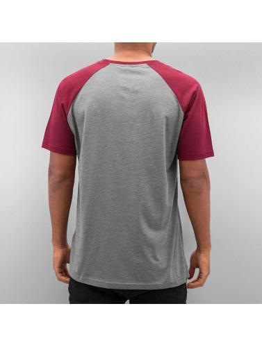 Iriedaily Herren T-Shirt Rugged in rot