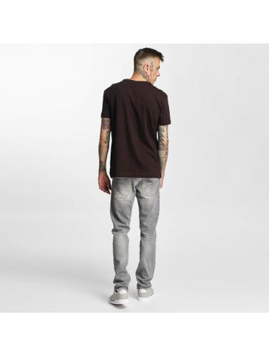 Iriedaily Herren T-Shirt Cobblestone in rot