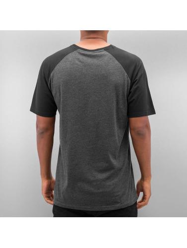 Iriedaily Herren T-Shirt Rugged in schwarz
