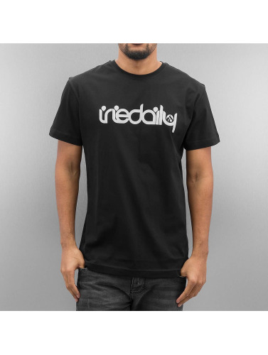 Iriedaily Herren T-Shirt No Matter 4 in schwarz