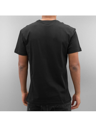 Iriedaily Herren T-Shirt Drone Fitted in schwarz