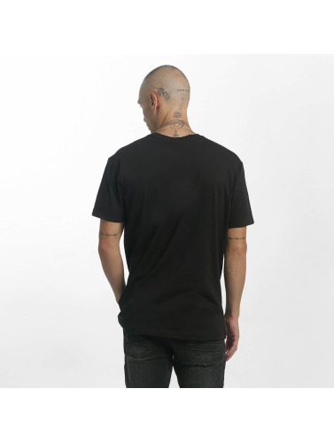 Iriedaily Herren T-Shirt Turn Up in schwarz