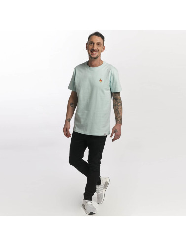 Iriedaily Herren T-Shirt Flutscher in türkis