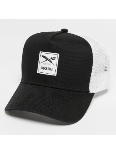 Iriedaily Trucker Cap Flag Mesh in weiß